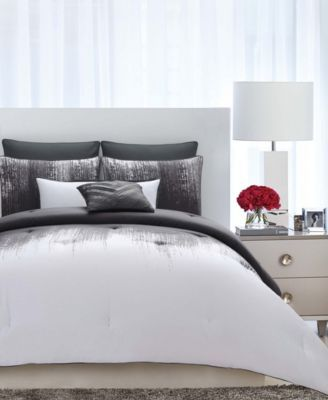 Vince Camuto Lyon 3-Pc. Duvet Set Collection