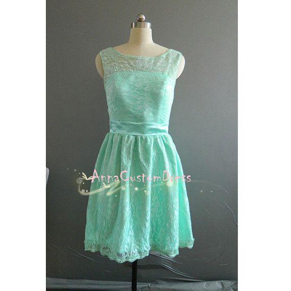 17 Best ideas about Mint Green Bridesmaids on Pinterest | Green ...