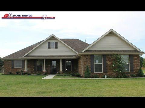 Adams Homes | Olive Branch, MS | Lyon's Gate 2,010 sq ft Model | www.                                                                                                                              AdamsHomes.                                                                                                                              com