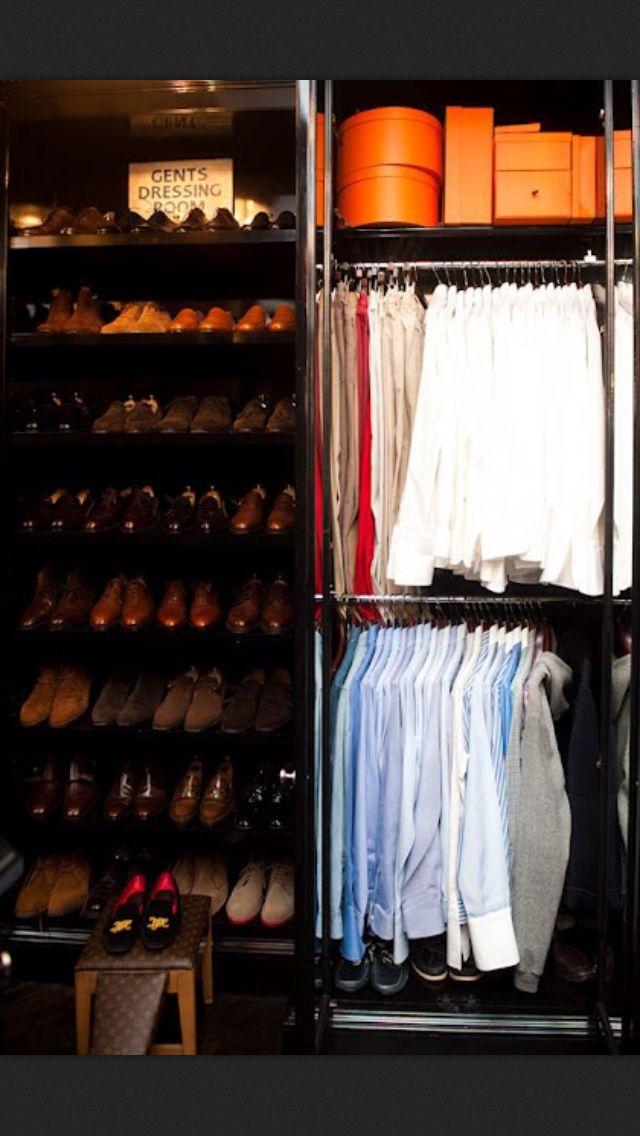 Gents Wardrobe
