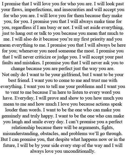 I promise <3