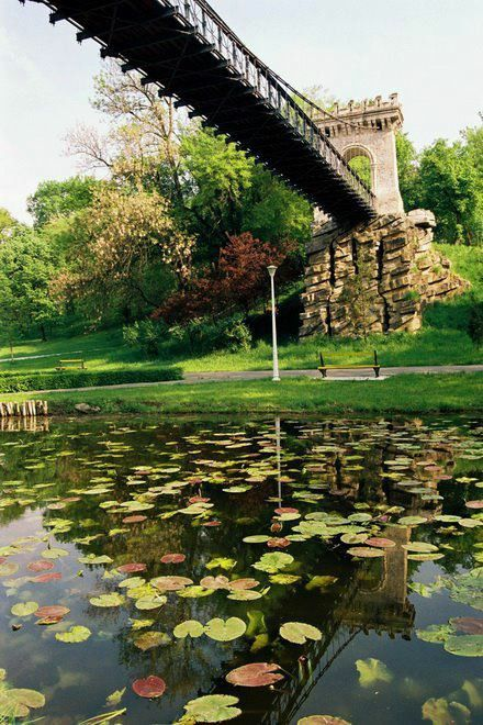 Romanescu Park -Craiova,Romania.