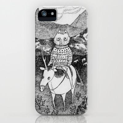 Sami fox iPhone & iPod Case