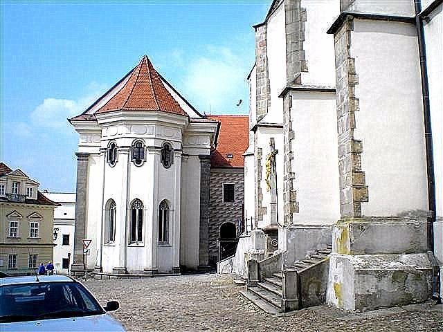 Statni Hrad a Zamek Jindrichuv Hradec (castle) - Czech Republic