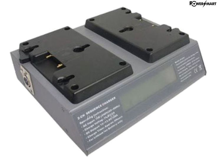 *NEW Battery Charger for Gold Mount ANTON BAUER Dionic 90 powersmart USA #PowerSmart