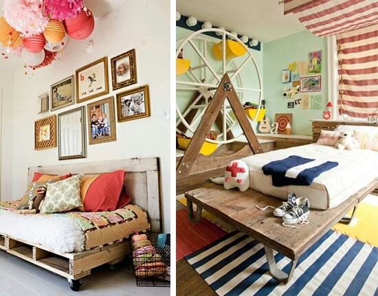 Love the ferris wheel Diy toddler bed, Cool toddler beds