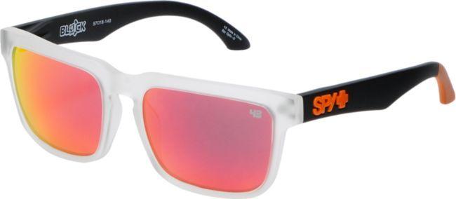 Spy Sunglasses Helm Ken Block Grey & Orange Sunglasses