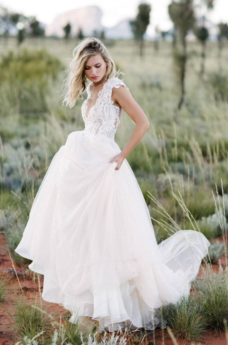 """The """"CARRIE"""" Gown by Made With Love 