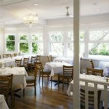 Clareville Kiosk is a charming little Avalon restaurant offering intimate dining.