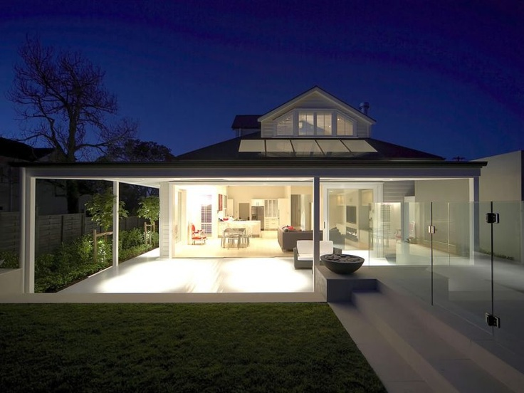 Traditional residential architects, villa design, villa architects - jessop Auckland architects