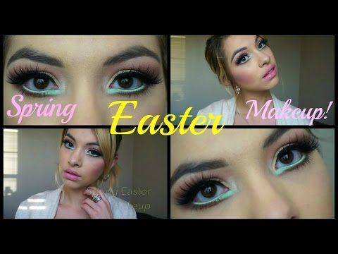 Spring Easter! Makeup Tutorial - http://47beauty.com/spring-easter-makeup-tutorial/   Hey guys so i hope you enjoy this Spring Easer Makeup Tutorial i felt really inspired by some pastel spring colors if you like these kinds of videos or holiday looks go-ahead and give this video a thumbs up! and comment down below if you have any questions! thanks for watching! XOXO Products Used: Bare Minerals Prime time neutralizing primer Benefit Porefessional Kat von d Lock it tatt