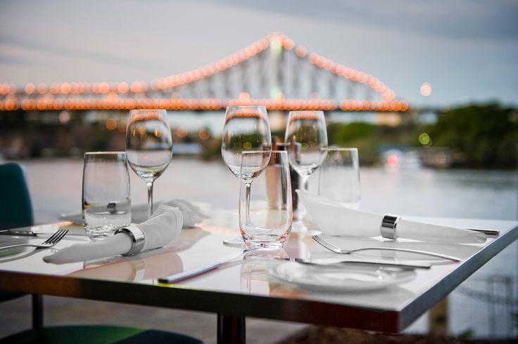 Alchemy Restaurant + Bar Award Winning Best Brisbane Riverside Modern Australian…