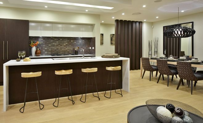 Acacia Kitchen #kitchen #design #home #decor #interior