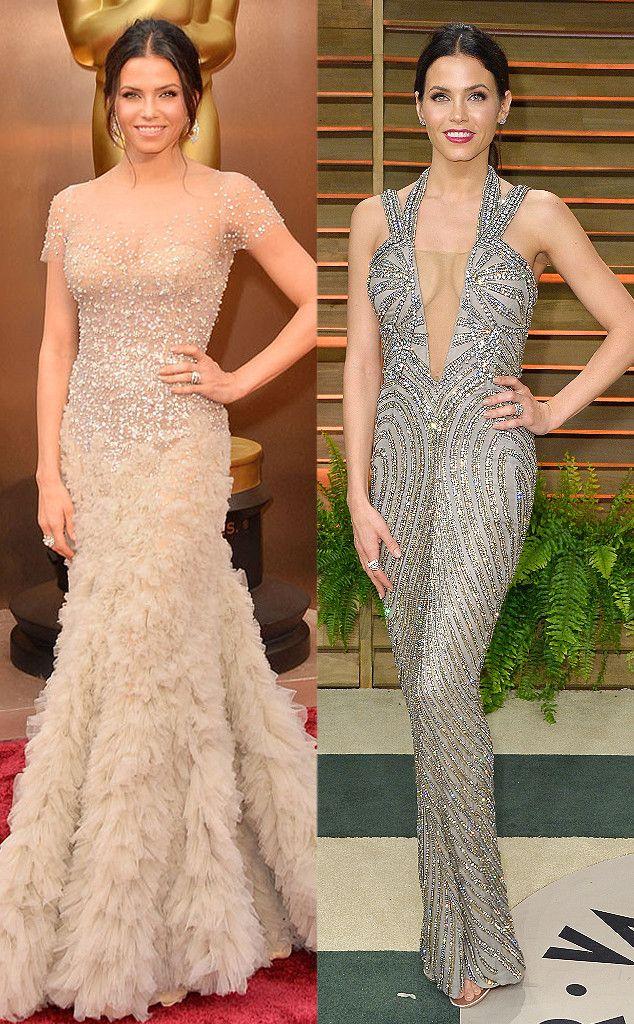 Jenna Dewan Tatum From Oscars After Party Dresses