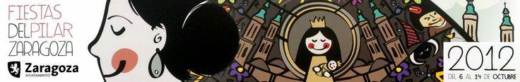 Web oficial de las Fiestas del Pilar 2012