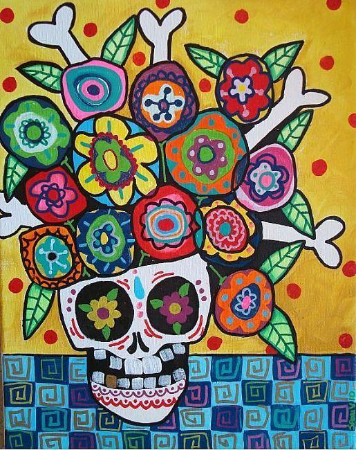 Google Image Result for http://www.ebsqart.com/Art/Sami-Valens-Art/acrylic-on-canvas/649856/650/650/Day-of-the-Dead-Flowers-2.jpg