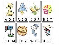 free phonics worksheet from www.preschool-printable-activities.com