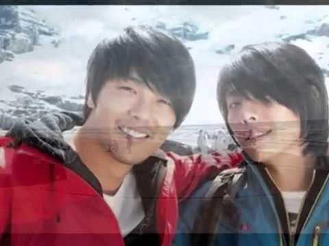 Park Yong Ha and Park Hyo Shin  - I Can't Say I Love You