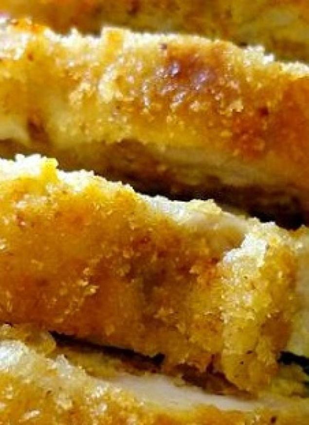 Cream Cheese Filled Chicken