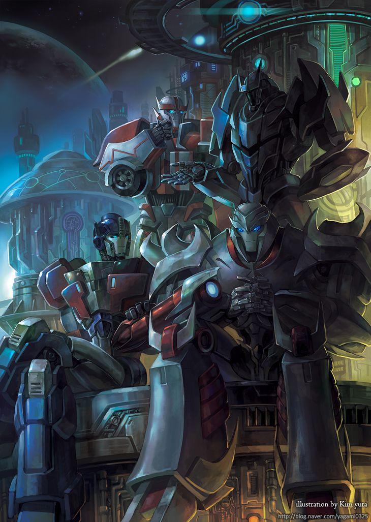 Transformers Prime Cybertron Golden Age