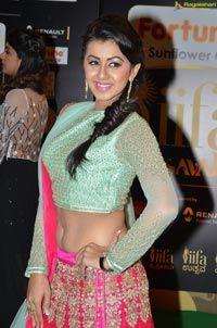 Heroine Nikki Galrani at International Indian Film Academy Awards IIFA Utsavam 2016 Photos | Telugu Actress Gallery