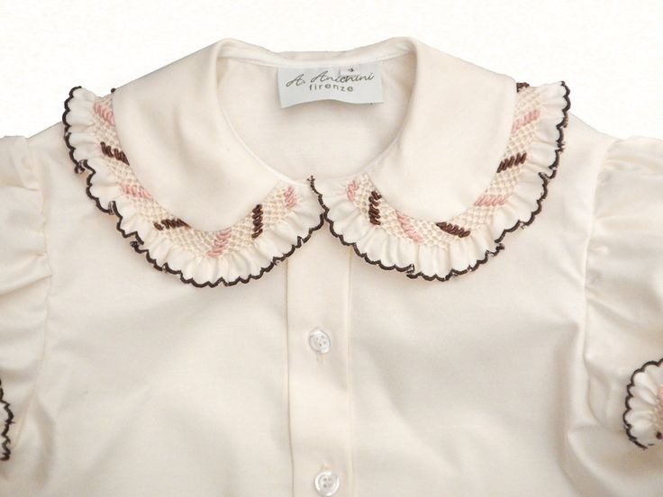girl smocked shirt 5