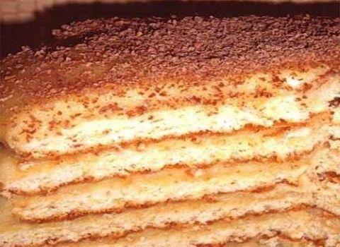Творожные коржи для торта. Тесто на 8 коржей: 2 ст. сахара, 2 яйца, 2 ч.л. соды, 2 пачки творога (500 гр.), 2 ст. муки, 1 ст. муки на раскатку коржей. Приготовление: Замесить тесто из яиц, сахара, соды, творога и муки. Разде…