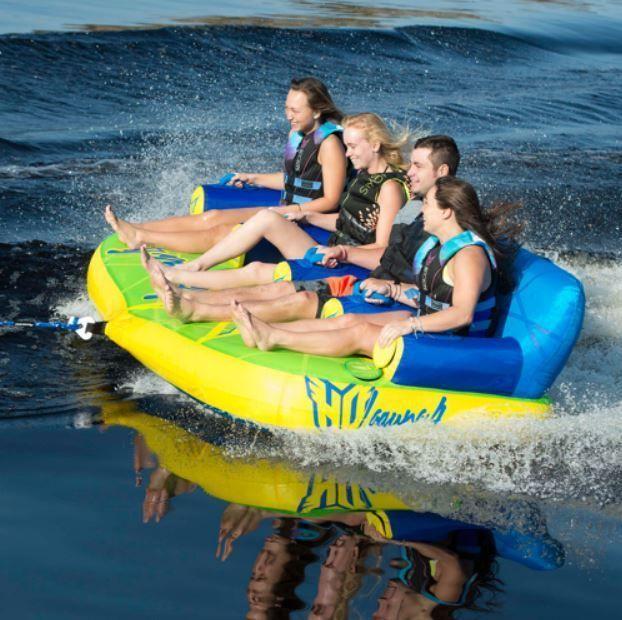 Tubo di Towable Lake Sit Down Kneel Pool Beach Fun galleggiante-5465