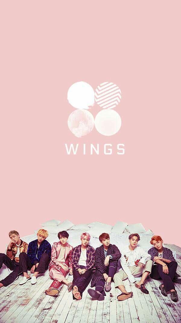 BTS Wings Lockscreen