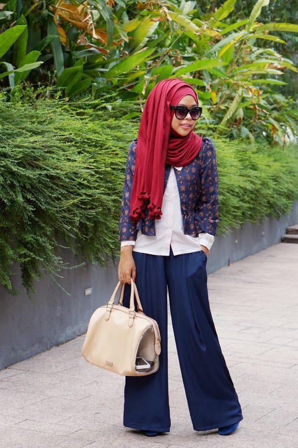 My Amethyst,, hijab style inspiration. It's screaming Comfort! #hijabfashion #hijab