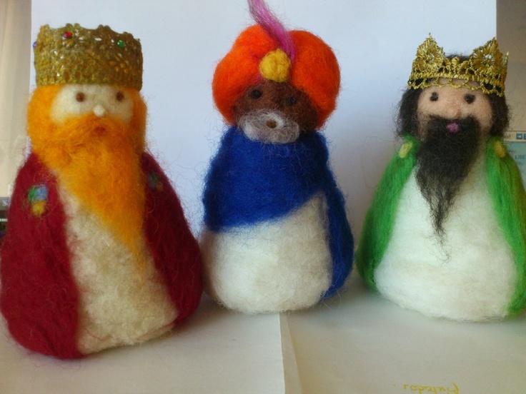 Los reyes magos!