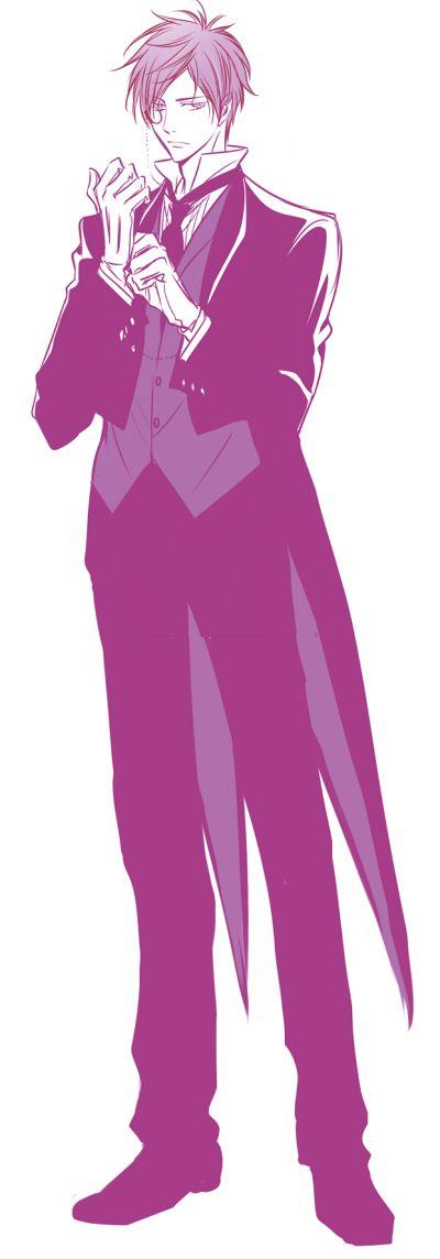 Makoto Tachibana *^* He'd make simply one hell of a butler ;)