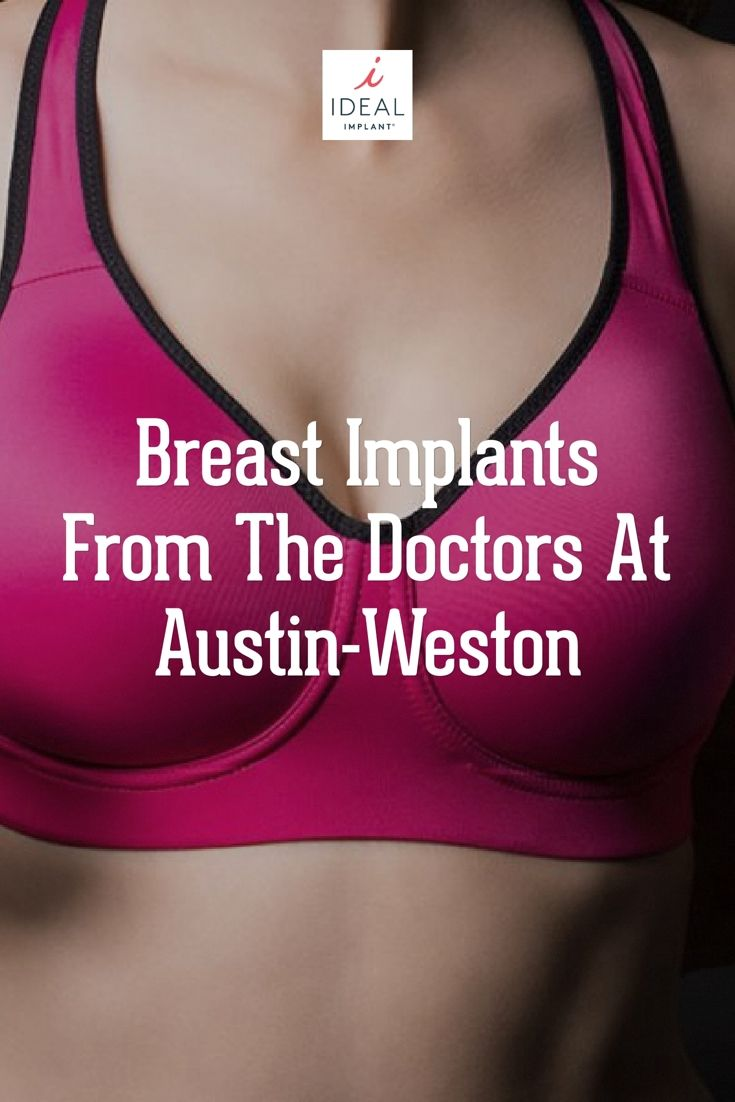 Gel breast augmentation