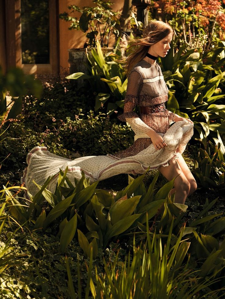 visual optimism; fashion editorials, shows, campaigns & more!: julia hafstrom by mark segal for vogue china july 2015