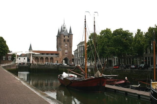 Zierikzee, Netherlands, harbour