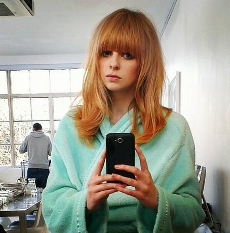 A Model in London: Wella Ilumina Colour - New Shades  9/43 Soft Blonde 9/03 and Cool Blonde 10/69