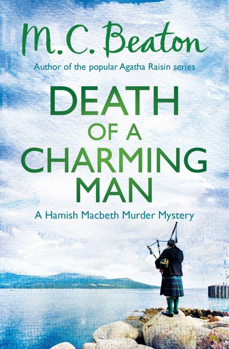 Death Of A Charming Man  Hamish Macbeth Books By Mc Beaton  Cri