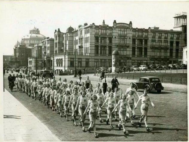 Gevers Deynootweg Scheveningen (jaartal: 1940 tot 1945 ...