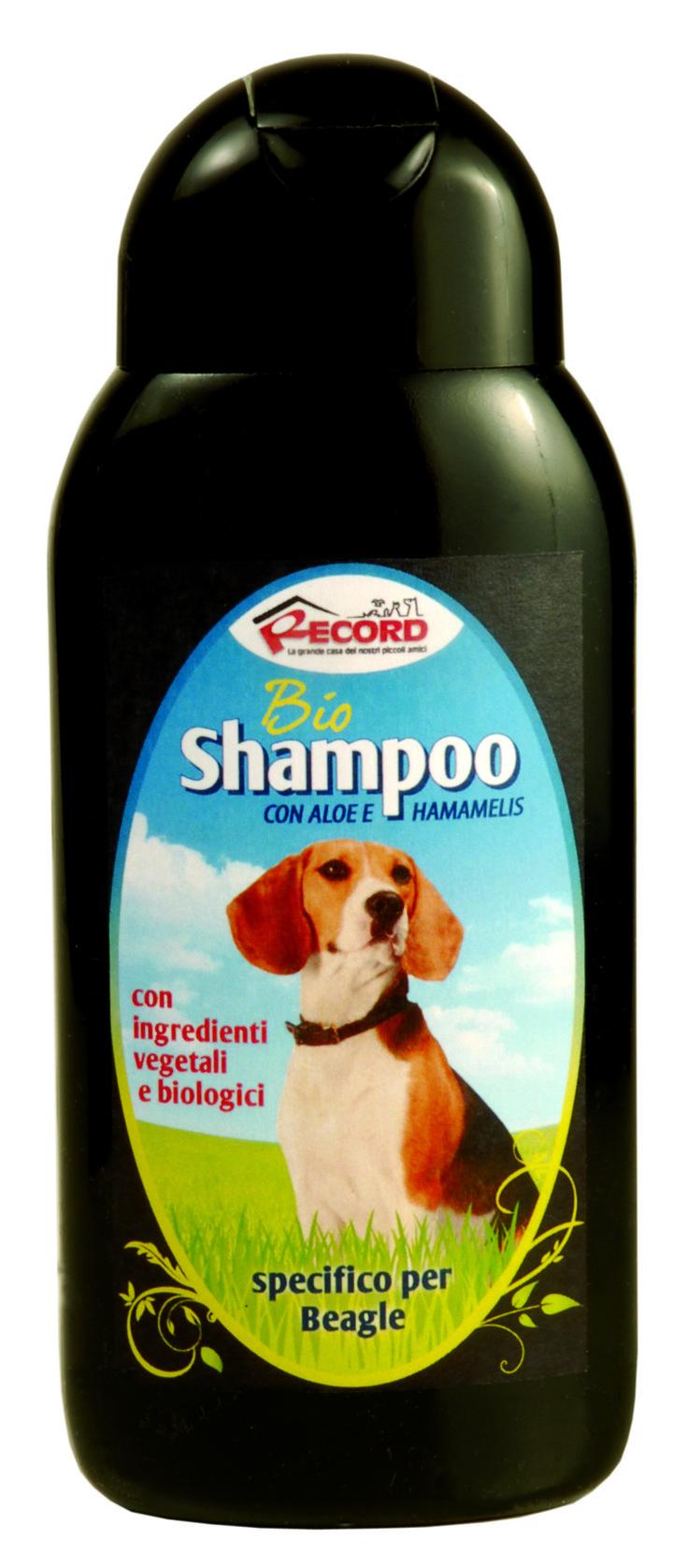 #Bio #shampoo specifico per #cani #Beagle, by Record. www.recordit.com