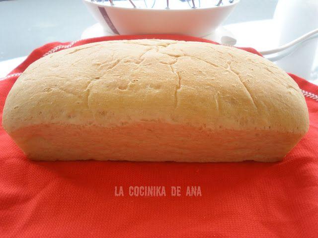 La Cocinika De Ana: Pan al microondas