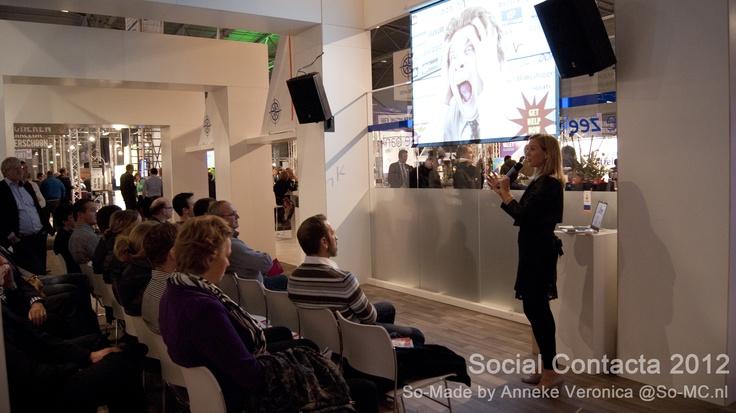 Social Contacta | Contacta Zeeland | Rabobank Oosterschelde | 2012