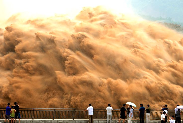 Yellow River Sand-Washing