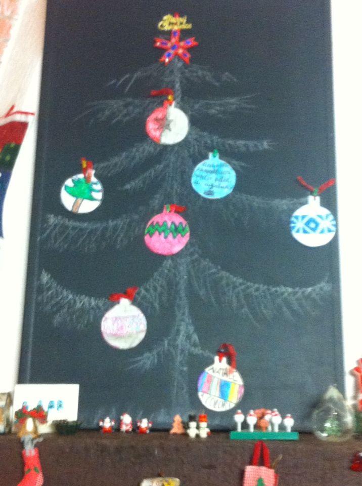 Il nostro albero di Natale 2015!!!!