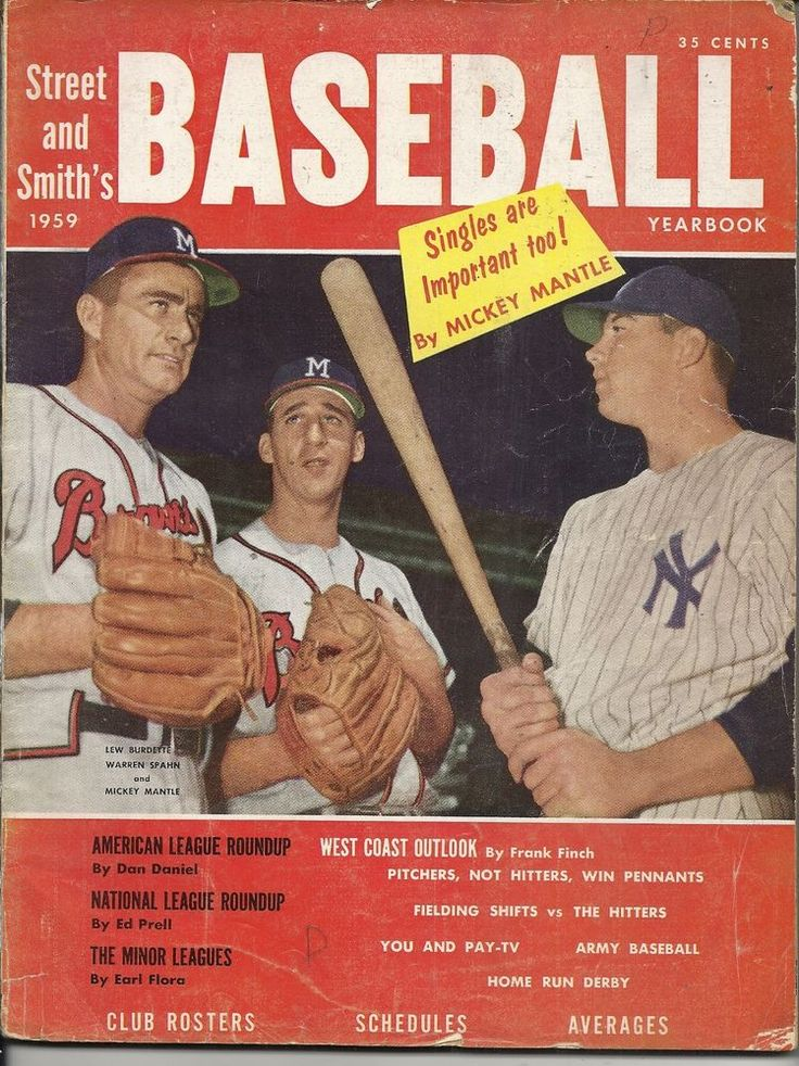 43 Best Images About Street Amp Smith S Baseball Yearbooks On Pinterest Dean O Gorman Milwaukee
