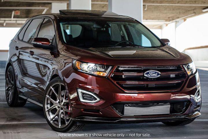 Ford Edge SEMA 2015