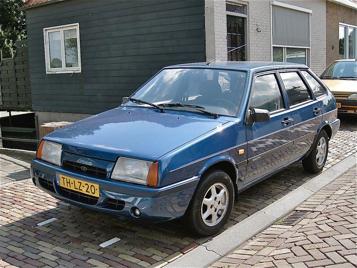 1998 LADA/VAZ Samara Baltic 1.5i GL