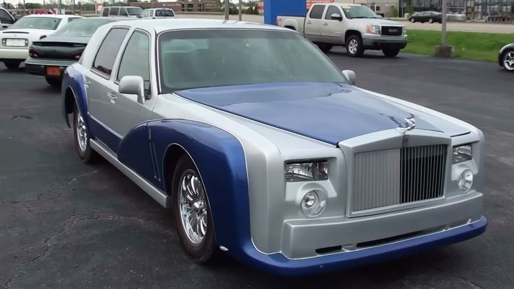 Rolls Royce Lincoln