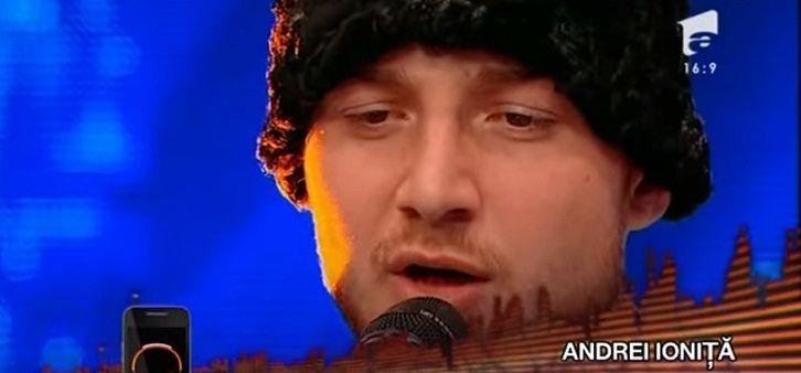 Andrei Ionita, X FACTOR 4 decembrie: Delia, esti a mea. Delia: Ai un scaun in echipa mea