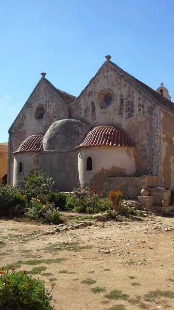 Arkadi, Crete.