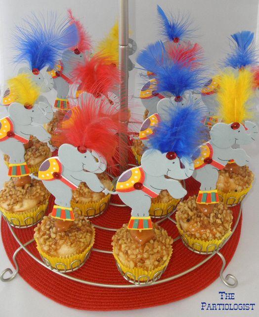 Elephant muffins